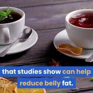Can green tea burn belly fat?