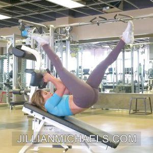 Core Ab workout Jillian MIchaels Abs