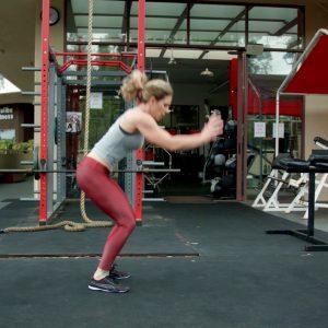 DONKEY KICK ROCKSTAR JUMP CHALLENGE EXERCISE - JILLIAN MICHAELS