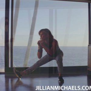 FAT BURNING CALORIE BURNING HOME WORKOUT - JILLIAN MICHAELS
