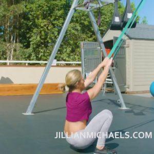 FAT BURNING TOTAL BODY WORKOUT - JILLIAN MICHAELS