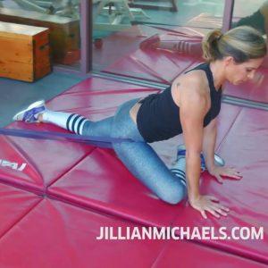 HIP MOBILITY EXERCISES - JILLIAN MICHAELS