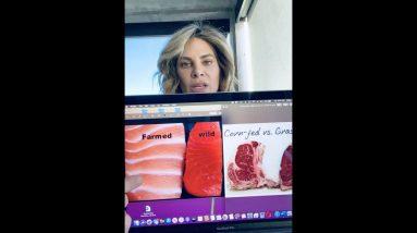 Keto vs Vegan - Jillian Michaels