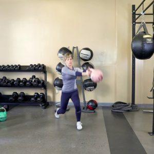 Kettlebell Exercise Circuit - 10 minute Kettlebell Workout