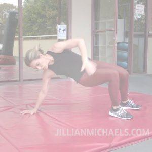 Push Up challenge - JILLIAN MICHAELS