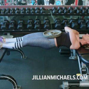 TOTAL BODY FAT BURNING WORKOUT - JILLIAN MICHAELS