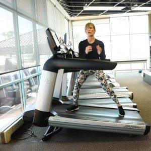 Treadmill HIIT