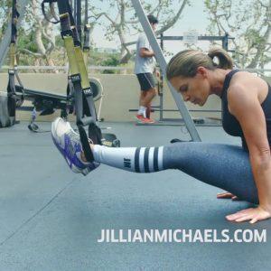 TRX ABS EXERCISES - JILLIAN MICHAELS