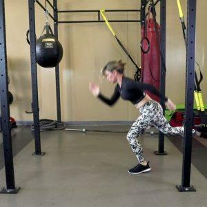 TRX Circuit Workout - Jillian Michaels