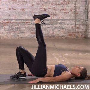 BEGINNER WORKOUT   BOOTY LEGS AND ABS - JILLIAN MICHAELS