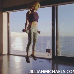 FAT BURNING TOTAL BODY HOME WORKOUT - JILLIAN MICHAELS