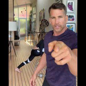 JillianMichaels Brandon Volz - Corrective Exercise - Fix Butt Wink Improve squat